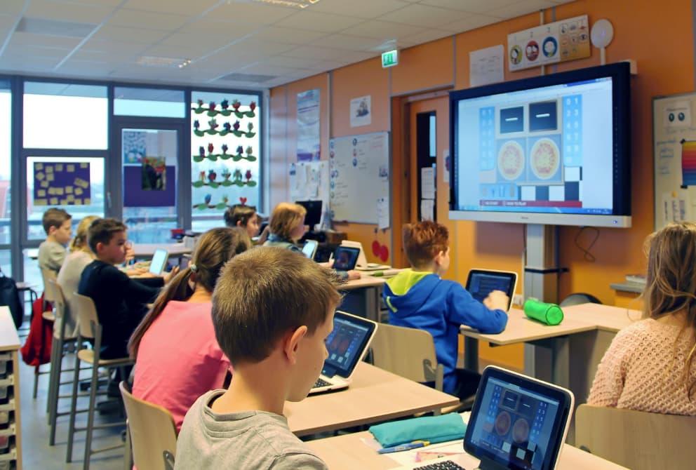6 x digitale leermiddelen in het onderwijs